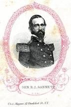 07x121.21 - General R. S. Garnett C. S. A., Civil War Portraits from Winterthur's Magnus Collection